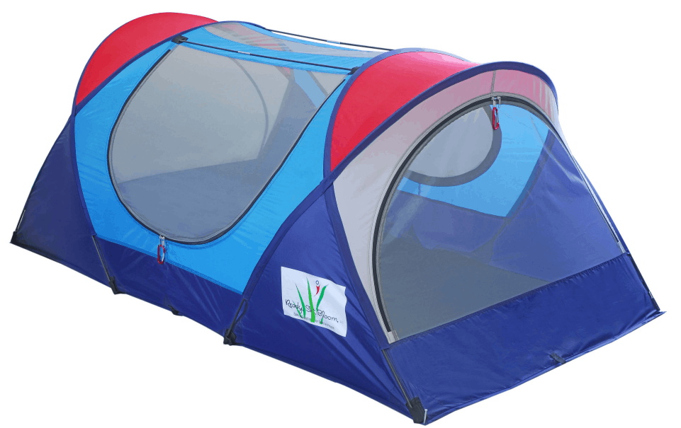 The Nickel Bed Tent